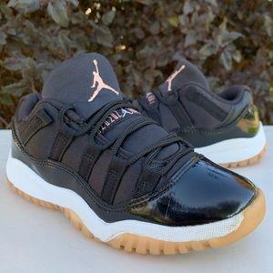 Nike Air Jordan Retro 11 Bleached Coral Shoes 13c